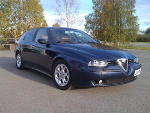 Alfa Romeo 156 vaimennuskohde